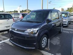 沖縄の中古車 トヨタ スペイド 車両価格 118万円 リ済別 平成26年 1.0万K パープル