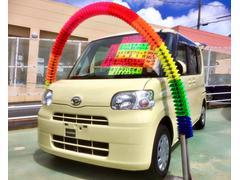 沖縄の中古車 ダイハツ タント 車両価格 59万円 リ済別 平成22年 4.5万K イエロー