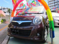 沖縄の中古車 スズキ MRワゴン 車両価格 45万円 リ済別 平成20年 7.2万K ブラウン