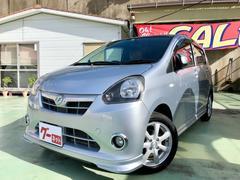 沖縄の中古車 ダイハツ ミライース 車両価格 59万円 リ済別 平成24年 0.9万K シルバー