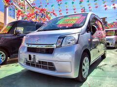 沖縄の中古車 ダイハツ ムーヴ 車両価格 69万円 リ済別 平成25年 0.9万K シルバー
