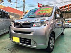 沖縄の中古車 ホンダ ライフ 車両価格 49万円 リ済別 平成24年 10.0万K シルバー