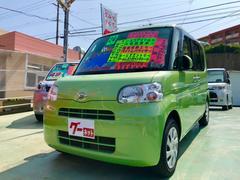 沖縄の中古車 ダイハツ タント 車両価格 69万円 リ済別 平成24年 3.4万K マスカットグリーンメタリック
