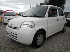 沖縄の中古車 ダイハツ エッセ 車両価格 23万円 リ済込 平成21年 10.6万K ホワイト