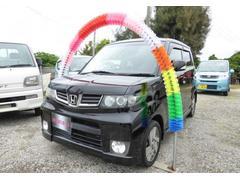 沖縄の中古車 ホンダ ゼストスパーク 車両価格 54万円 リ済込 平成22年 6.9万K ブラック