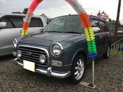 沖縄の中古車 ダイハツ ミラジーノ 車両価格 32万円 リ済込 平成16年 12.0万K スチールグレーメタリック