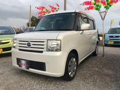 沖縄の中古車 ダイハツ ムーヴコンテ 車両価格 52万円 リ済込 平成22年 5.8万K パールホワイト