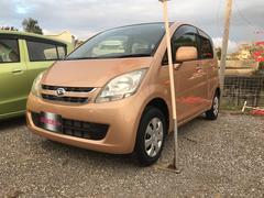 沖縄の中古車 ダイハツ ムーヴ 車両価格 31万円 リ済込 平成18年 2.7万K オレンジ