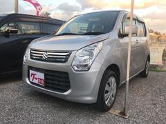 沖縄の中古車 スズキ ワゴンR 車両価格 43万円 リ済込 平成24年 7.2万K シルバー