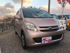 沖縄の中古車 ダイハツ ムーヴ 車両価格 23万円 リ済込 平成19年 8.3万K ピンク