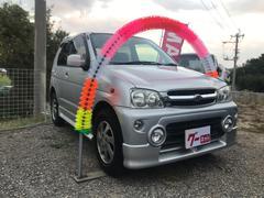 沖縄の中古車 ダイハツ テリオスキッド 車両価格 19万円 リ済込 平成16年 7.0万K シルバー