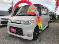 沖縄の中古車 ダイハツ タント 車両価格 37万円 リ済込 平成19年 9.5万K パール