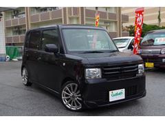 沖縄の中古車 ダイハツ ムーヴコンテ 車両価格 74万円 リ済込 平成21年 4.5万K ブラック