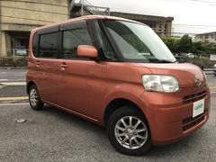 沖縄の中古車 ダイハツ タント 車両価格 64万円 リ済別 平成20年 6.1万K ピンク