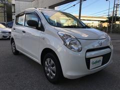 沖縄の中古車 スズキ アルト 車両価格 59万円 リ済別 平成22年 5.9万K ホワイト