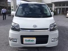 沖縄の中古車 ダイハツ ムーヴ 車両価格 69万円 リ済別 平成19年 4.8万K パール