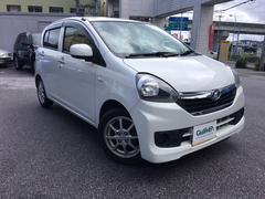 沖縄の中古車 ダイハツ ミライース 車両価格 78万円 リ済別 平成26年 1.5万K ホワイト
