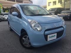 沖縄の中古車 スズキ アルト 車両価格 49万円 リ済別 平成22年 4.5万K ノクターンブルーパール