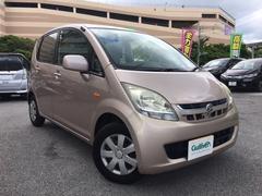沖縄の中古車 ダイハツ ムーヴ 車両価格 43万円 リ済別 平成19年 7.6万K ピンク