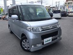 沖縄の中古車 ダイハツ タント 車両価格 79万円 リ済別 平成20年 3.7万K シルバーM