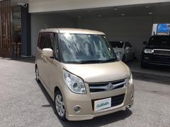沖縄の中古車 スズキ パレット 車両価格 44万円 リ済別 平成20年 8.8万K ゴールド