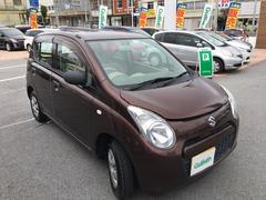 沖縄の中古車 スズキ アルト 車両価格 49万円 リ済別 平成23年 3.1万K ブラウン