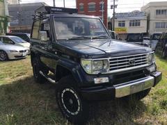 沖縄の中古車 トヨタ ランドクルーザープラド 車両価格 94万円 リ済別 平成6年 18.0万K グリーンフィールドトーニング