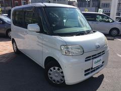 沖縄の中古車 ダイハツ タント 車両価格 75万円 リ済別 平成21年 8.4万K ホワイト