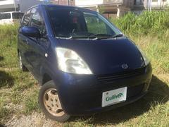 沖縄の中古車 スズキ MRワゴン 車両価格 24万円 リ済別 平成14年 11.7万K ダークブルー