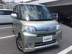 沖縄の中古車 ダイハツ タント 車両価格 108.5万円 リ済別 平成24年 3.2万K ゴールド