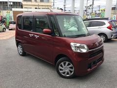 沖縄の中古車 ダイハツ タント 車両価格 115万円 リ済別 平成26年 1.9万K ワイン