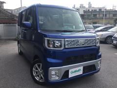 沖縄の中古車 ダイハツ ウェイク 車両価格 139万円 リ済別 平成26年 3.1万K ブルーM