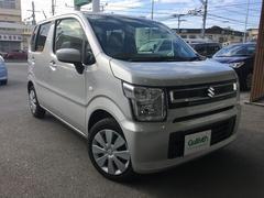 沖縄の中古車 スズキ ワゴンR 車両価格 119万円 リ済別 平成29年 0.3万K シルキーシルバーメタリック