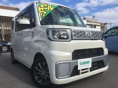 沖縄の中古車 ダイハツ ウェイク 車両価格 139万円 リ済別 平成26年 3.3万K パールホワイトIII