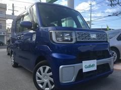 沖縄の中古車 ダイハツ ウェイク 車両価格 129万円 リ済別 平成26年 4.5万K ブルー