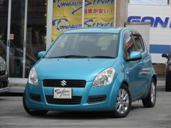 沖縄の中古車 スズキ スプラッシュ 車両価格 55万円 リ済込 平成21年 6.4万K ブルー