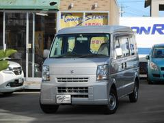 沖縄の中古車 スズキ エブリイ 車両価格 65万円 リ済込 平成24年 7.0万K シルキーシルバーメタリック