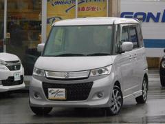 沖縄の中古車 スズキ パレットSW 車両価格 85万円 リ済込 平成24年 9.3万K シルキーシルバーメタリック