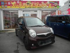 沖縄の中古車 スズキ MRワゴン 車両価格 35.8万円 リ済込 平成20年 8.0万K ブラウン