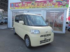 沖縄の中古車 ダイハツ タント 車両価格 42.8万円 リ済込 平成20年 9.9万K イエロー