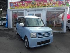 沖縄の中古車 ダイハツ ムーヴコンテ 車両価格 55.8万円 リ済込 平成22年 5.4万K ライトブルー/ホワイト