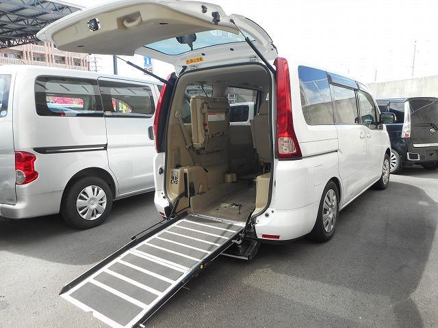 日産 福祉車両 1基積 電動スローパー・助手席回転シート