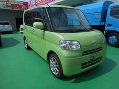 沖縄の中古車 ダイハツ タント 車両価格 72.8万円 リ済込 平成24年 4.9万K グリーン