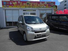 沖縄の中古車 ダイハツ ムーヴ 車両価格 72.8万円 リ済込 平成25年 2.8万K ゴールド