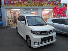 沖縄の中古車 ホンダ ゼストスパーク 車両価格 62.8万円 リ済込 平成23年 5.2万K パールホワイト