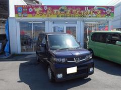 沖縄の中古車 ホンダ ゼストスパーク 車両価格 47.8万円 リ済込 平成21年 8.8万K パープル