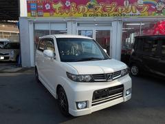 沖縄の中古車 ホンダ ゼストスパーク 車両価格 57.8万円 リ済込 平成23年 6.4万K パールホワイト