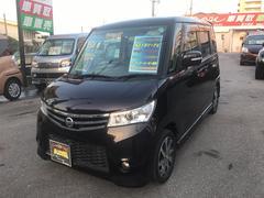 沖縄の中古車 日産 ルークス 車両価格 95万円 リ済込 平成24年 6.3万K パープルM