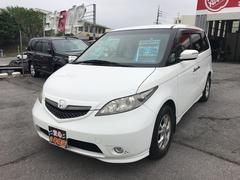 沖縄の中古車 ホンダ エリシオン 車両価格 55万円 リ済込 平成16年 11.8万K パールホワイト
