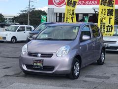 沖縄の中古車 トヨタ パッソ 車両価格 75万円 リ済込 平成25年 4.6万K ライトパープル
